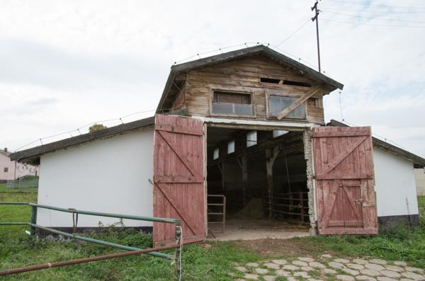Резервна стайня в Оджеховій