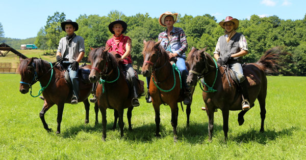 Rajdy konny w Rudawce